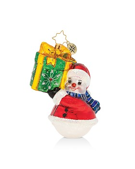 Christopher Radko - Can You Guess What's Inside? Ornament