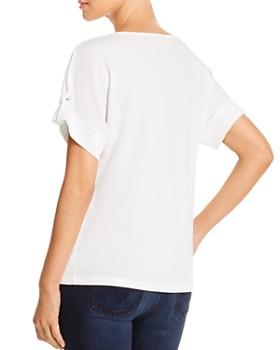 Calvin Klein - Stud Cuff Top
