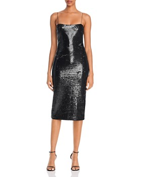 LIKELY - Reese Sequined Midi Dress