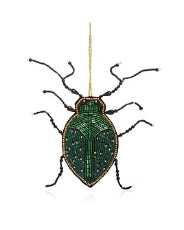 Shishi - Beaded Insect Ornament