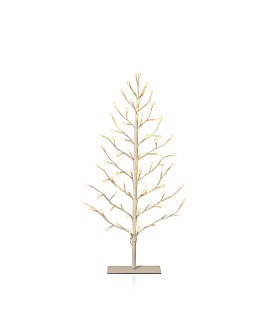 Gerson Company - 3'H Electric White 2D Tree