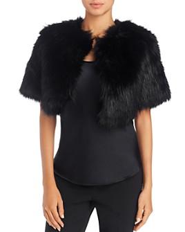 Unreal Fur - Love a Fur Faux Fur Bolero