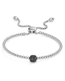 Bloomingdale's - Diamond Adjustable Bracelet in Sterling Silver, 0.22 ct. t.w. - 100% Exclusive