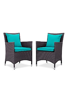 Modway - Convene 2-Piece Outdoor Patio Dining Set