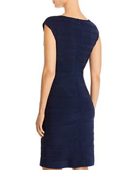 Adrianna Papell - Bandage Sheath Dress