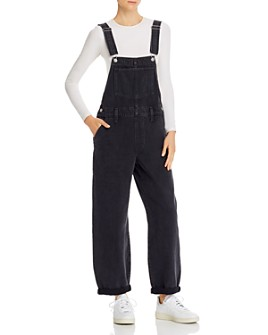 Levi's - Baggy Denim Overalls in Loose Cannon