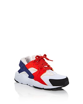 Nike - Unisex Huarache Run Lace Up Sneakers - Toddler, Little Kid