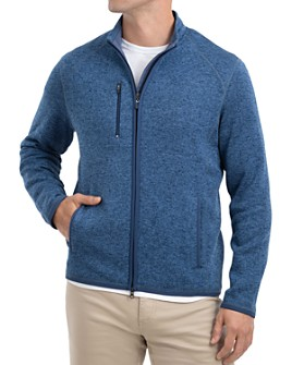 Johnnie-O - Bates Zip Sweater