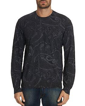 Robert Graham - Bonanova Paisley-Print Sweater