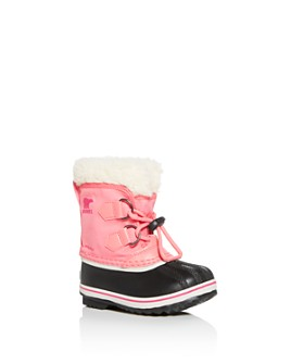 Sorel - Girls' Yoot Pac Waterproof Cold Weather Boots - Toddler