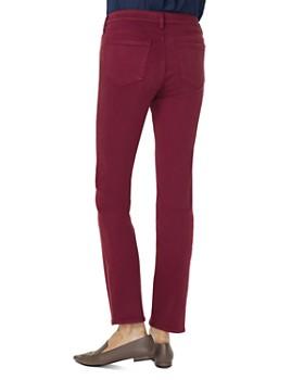 NYDJ - Sheri Slim Jeans in Grenache
