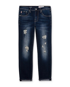 ag Adriano Goldschmied Kids - Boys' The Stryker Distressed Jeans - Big Kid