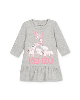 Kenzo - Girls' Animal Logo Dress - Baby