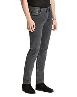 John Varvatos Collection - Chelsea Slim Fit Jeans in Oxide