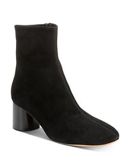 Vince - Women's Tasha Block Heel Ankle Booties