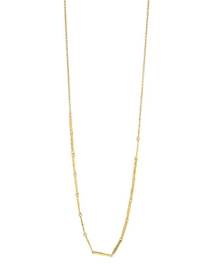 """Gorjana - Balboa Bar Pendant Necklace, 20"""""""