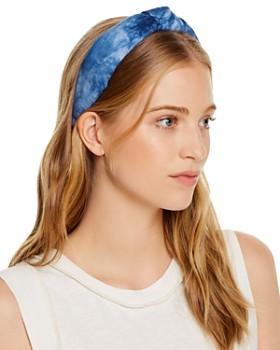 Lele Sadoughi - Tie-Dye Knotted Headband
