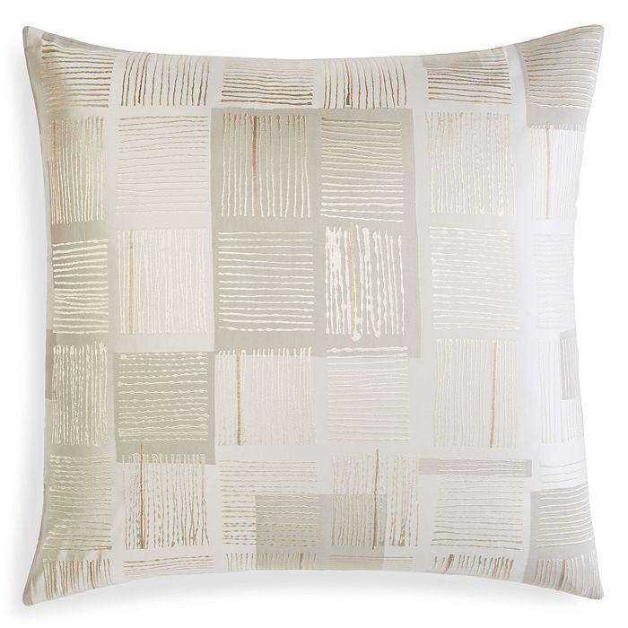 Luxe Terrazza Quilted Euro Sham 100 Exclusive