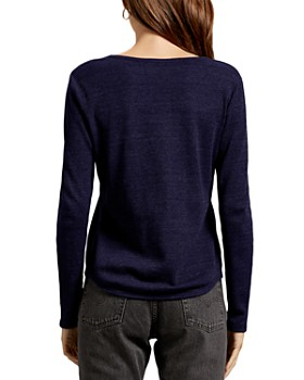 Michael Stars - Briann Thermal Henley Top