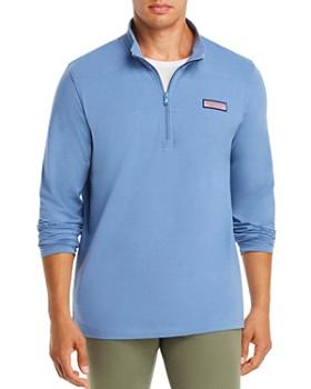 Vineyard Vines - Edgartown Lightweight Quarter-Zip Sweatshirt