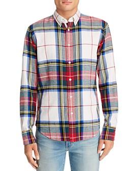 rag & bone - Fit 2 Plaid Regular Fit Button-Down Shirt