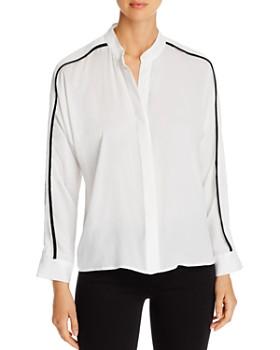 Marled - Dolman-Sleeve Shirt