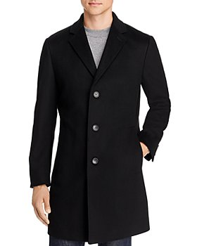 BOSS - The Stratus Wool & Cashmere Classic Fit Topcoat