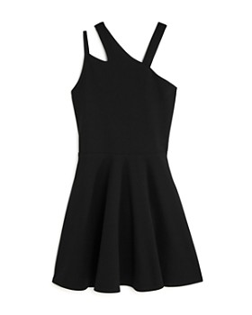 Sally Miller - Girls' Asymmetric Cutout Dress - Big Kid