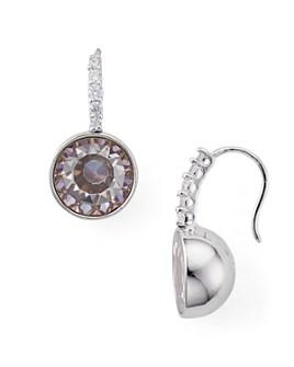 kate spade new york - Pavé Round Drop Earrings
