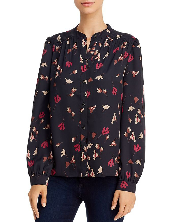 Joie - Myella Floral-Print Blouse - 100% Exclusive