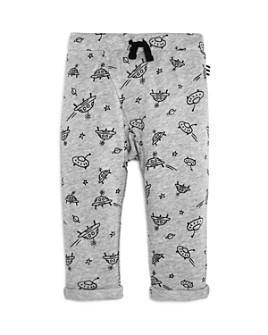 Splendid - Boys' Spacecraft Print Jogger Pants - Baby