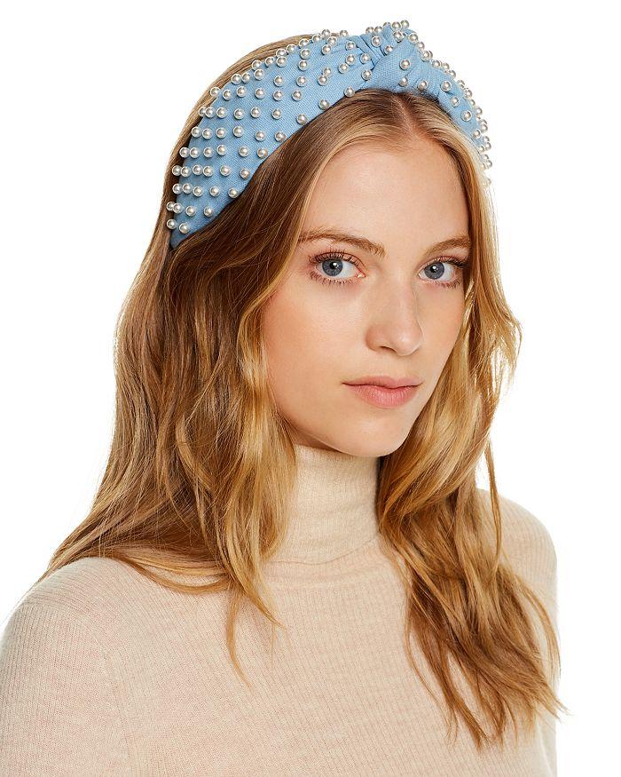 Lele Sadoughi - Embellished Knot Headband - 100% Exclusive