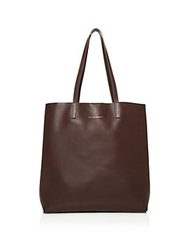 WANT Les Essentiels - Les Essentials Logan Leather Vertical Tote