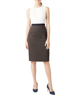 HOBBS LONDON - Esra Sheath Dress