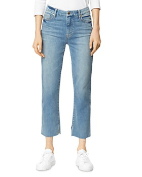 Habitual - Pace High Rise Cropped Jeans in Conifier