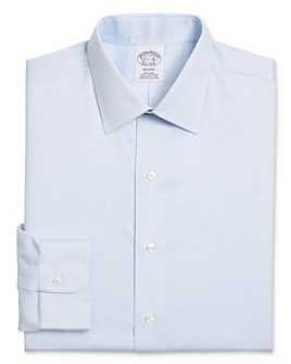 Brooks Brothers - Check Classic Fit Dress Shirt
