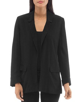 B Collection by Bobeau - Relaxed Open Blazer