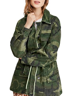Free People - Seize the Day Utility Jacket