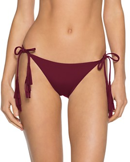 BECCA® by Rebecca Virtue - Dakota Side Tie Bikini Bottom
