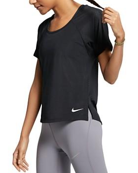 Nike - Breathe Miler Mesh Tank