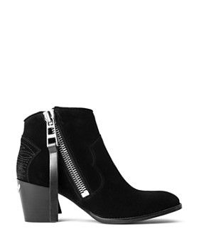 Zadig & Voltaire - Women's Molly Stacked Heel Ankle Boots