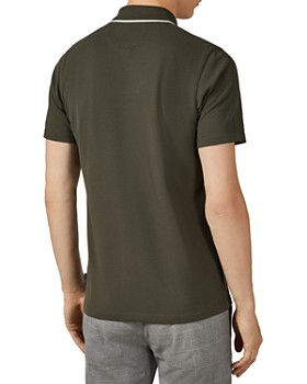 Ted Baker - Flava Piqué Regular Fit Polo Shirt