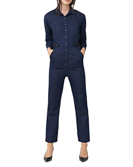3x1 - Joelle Denim Jumpsuit