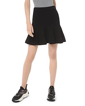 Michael Michael Kors Ruffled A-Line Skirt-Women
