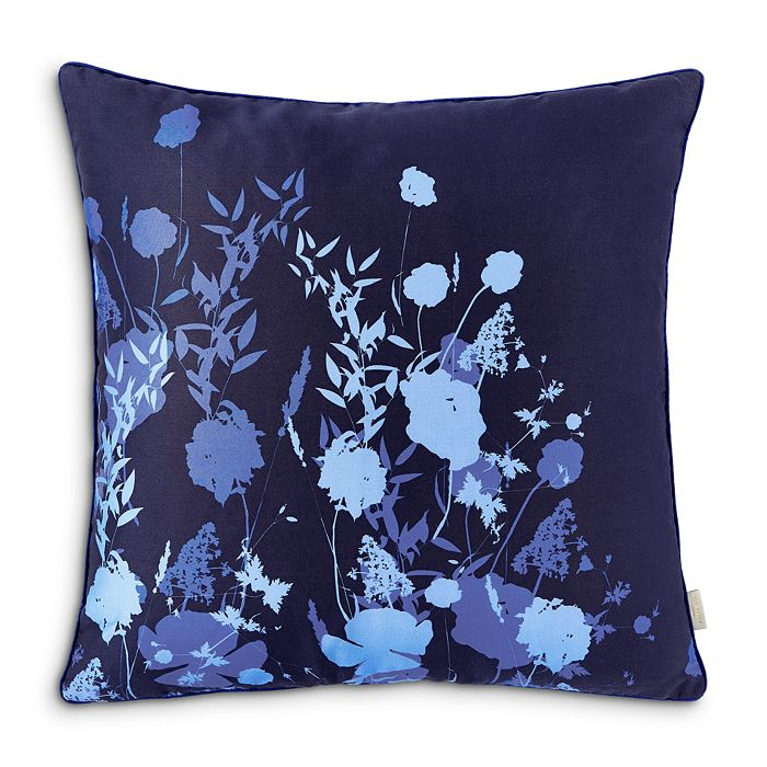 """Ted Baker - Bluebell Printed Decorative Pillow, 20"""" x 20"""""""