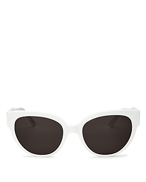 Balenciaga Women\\\'s Cat Eye Sunglasses, 55mm-Jewelry & Accessories