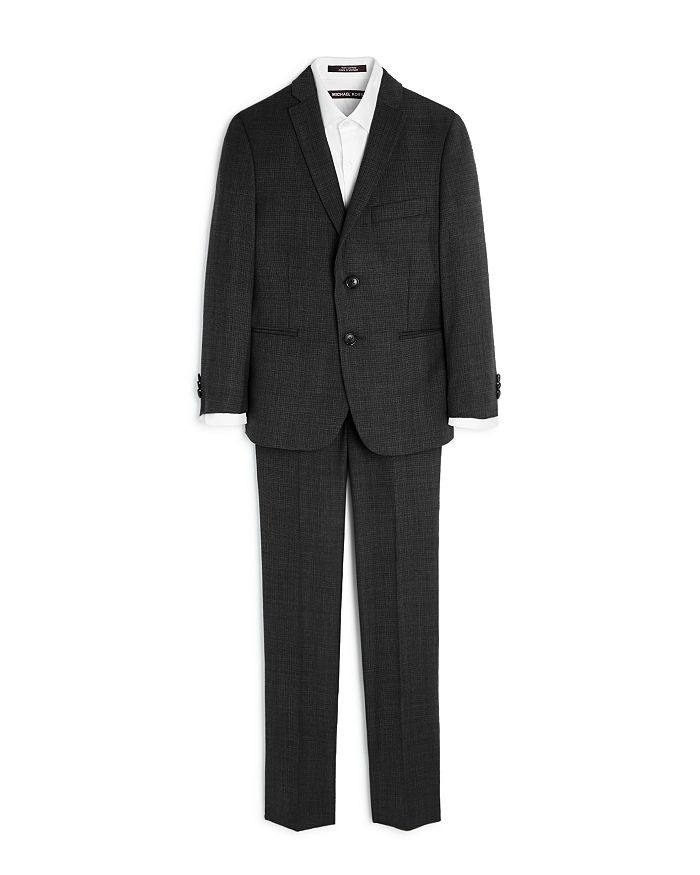 Michael Kors - Boys' Two-Piece Checkered Suit, Big Kid - 100% Exclusive