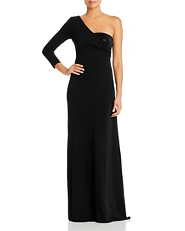 Armani - One-Shoulder Gown