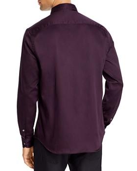 Armani - Micro Dot Regular Fit Sport Shirt