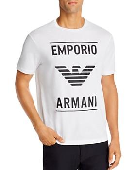 Armani - Graphic Crewneck Tee